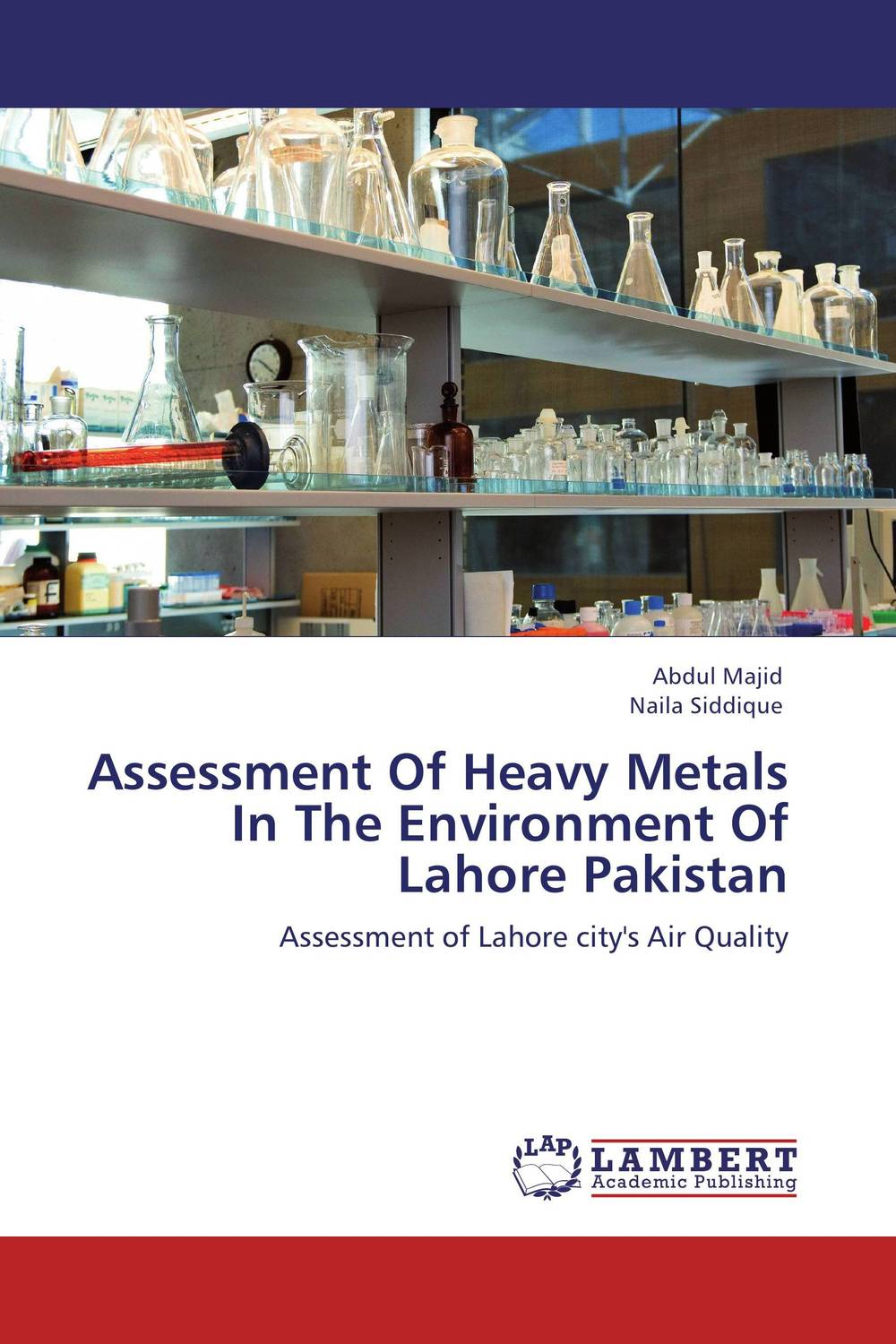 Assessment Of Heavy Metals In The Environment Of Lahore Pakistan rakesh kumar assessment of heavy metals co ni