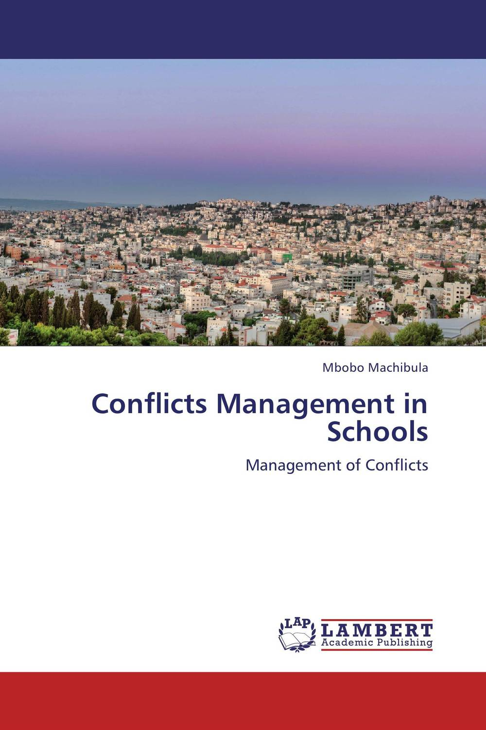 Conflicts Management in Schools conflicts in forest resources usage and management