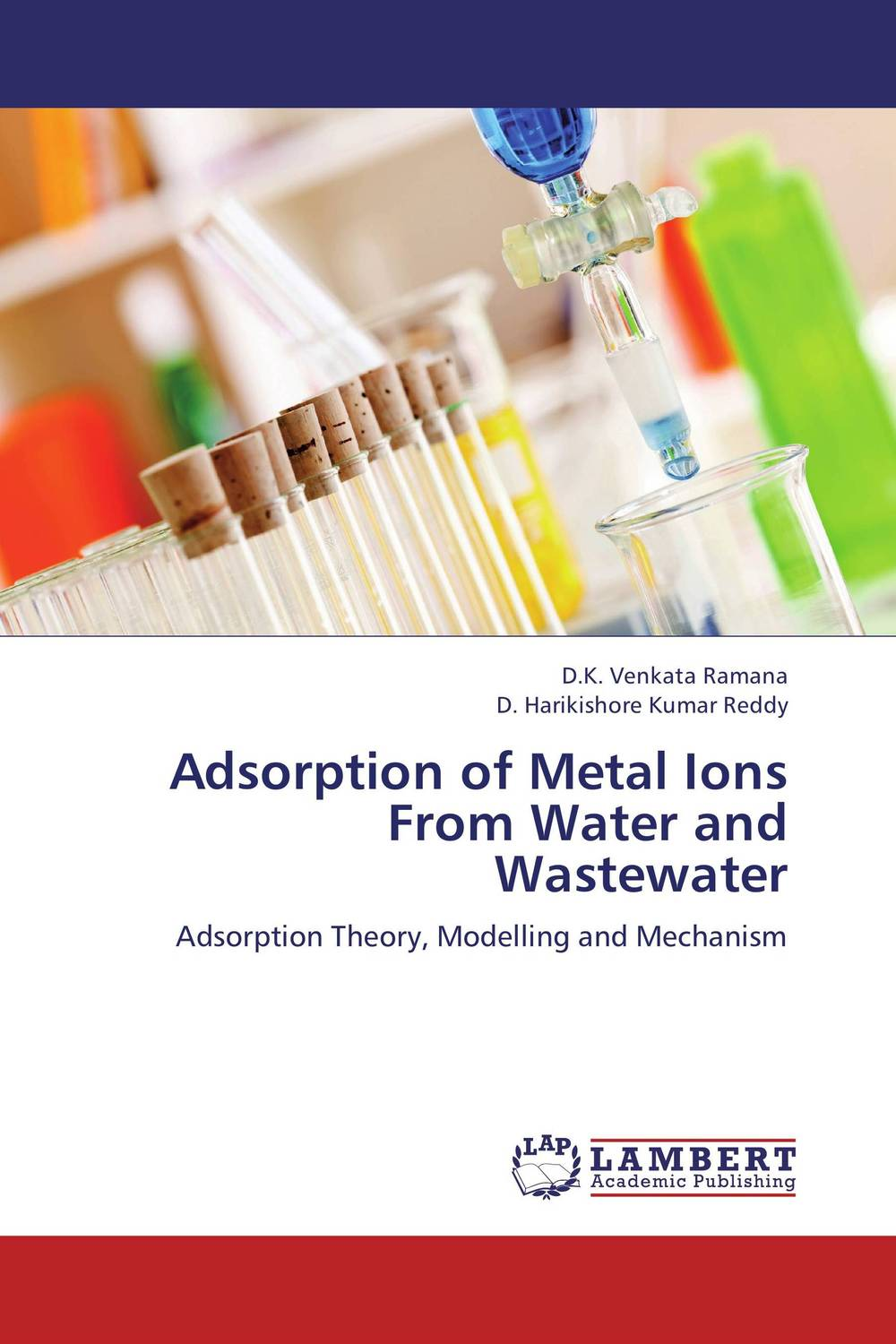 Adsorption of Metal Ions From Water and Wastewater купить