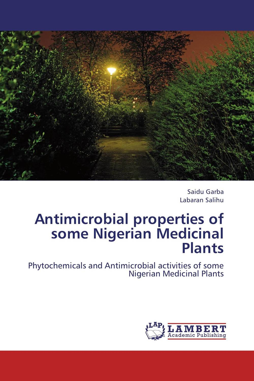 Antimicrobial properties of some Nigerian Medicinal Plants phytochemical study of bioactive flavonoids of some leguminosae plants