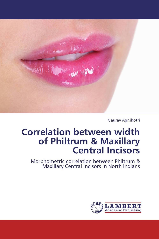Correlation between width of Philtrum & Maxillary Central Incisors fernaz mohd sadiq behlim m n kuttappa and u s krishna nayak maxillary protraction in class iii cases