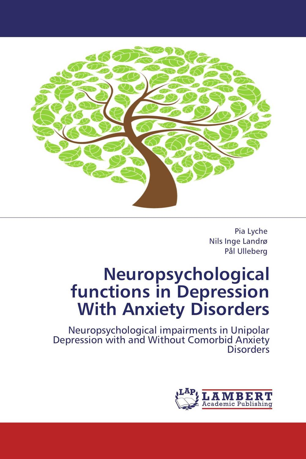 Neuropsychological functions in Depression With Anxiety Disorders improving quality of life in anxiety and depression