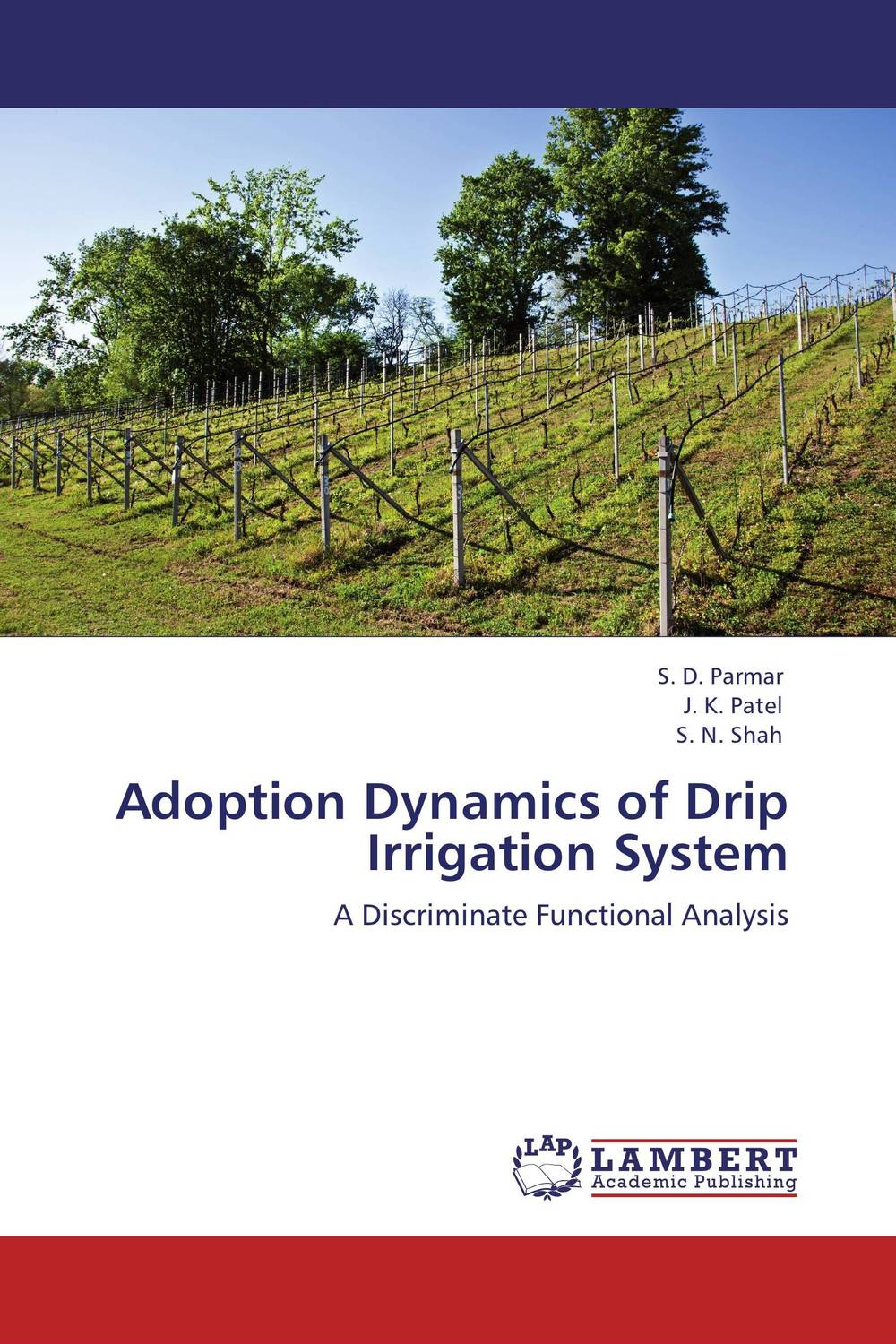 Adoption Dynamics of Drip Irrigation System structure of agricultural science and technology policy system