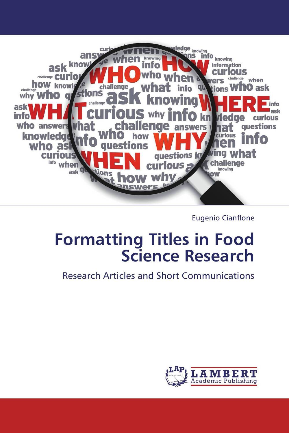 Formatting Titles in Food Science Research voluntary associations in tsarist russia – science patriotism and civil society