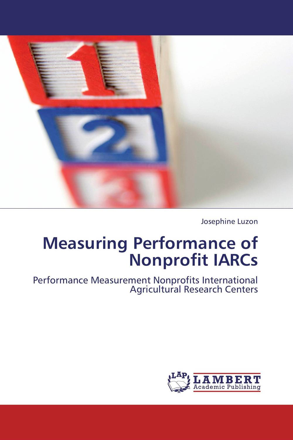 Measuring Performance of Nonprofit IARCs barry mcleish j successful marketing strategies for nonprofit organizations winning in the age of the elusive donor