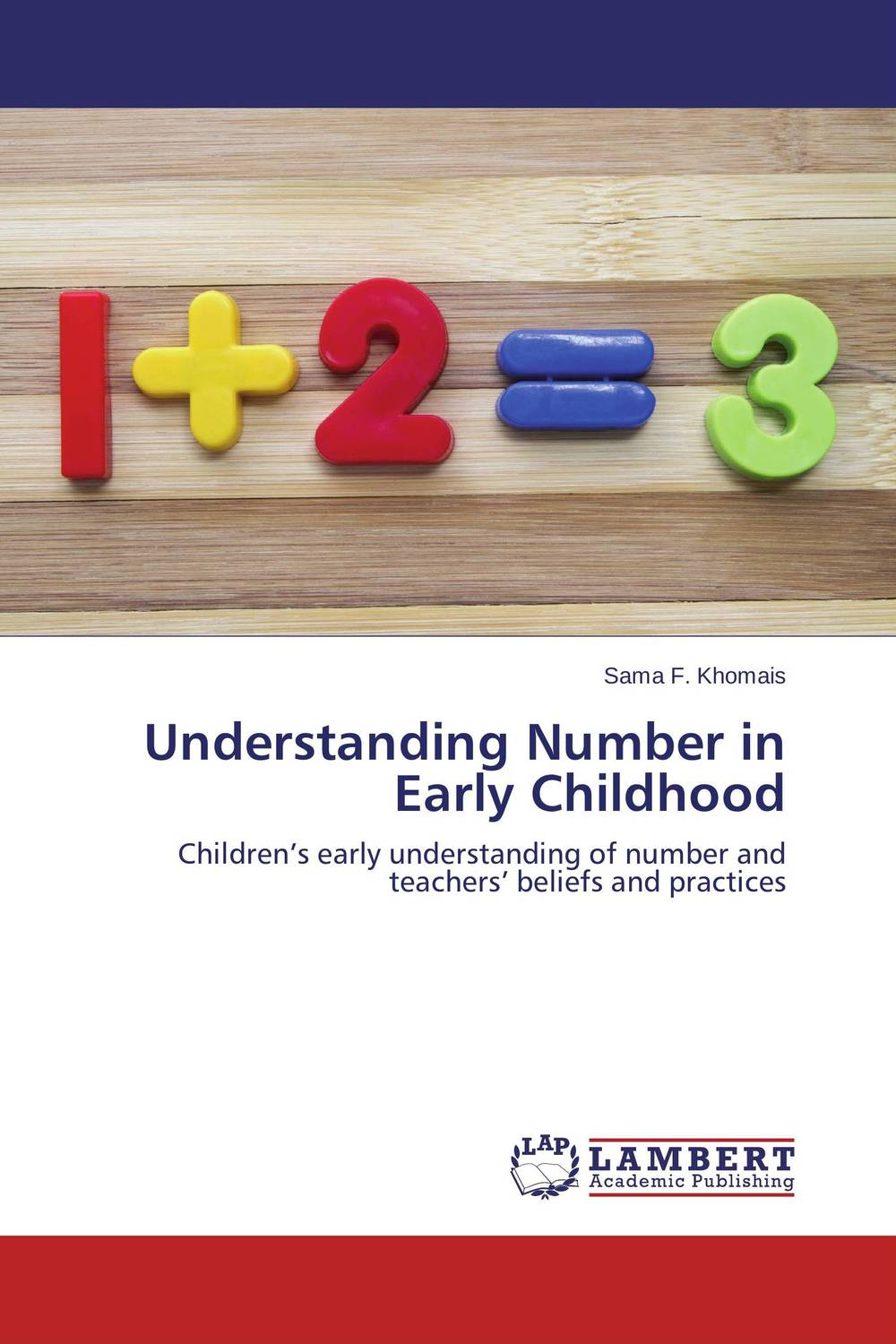 Understanding Number in Early Childhood disorders of learning in childhood