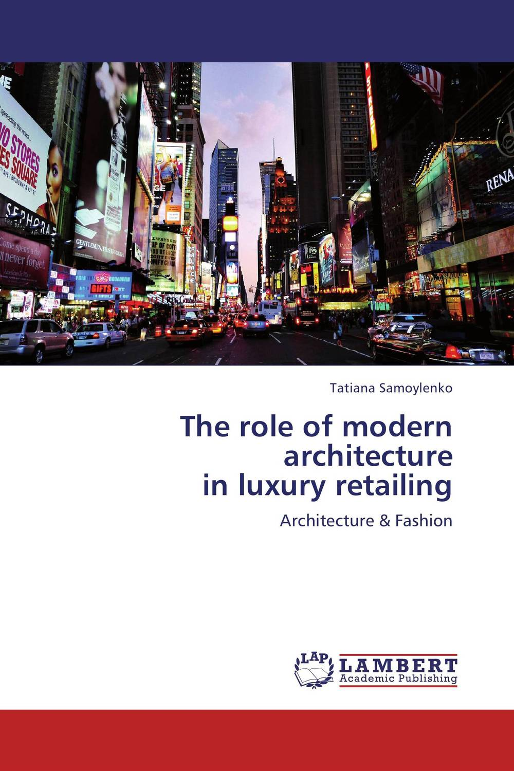 цена на The role of modern architecture  in luxury retailing
