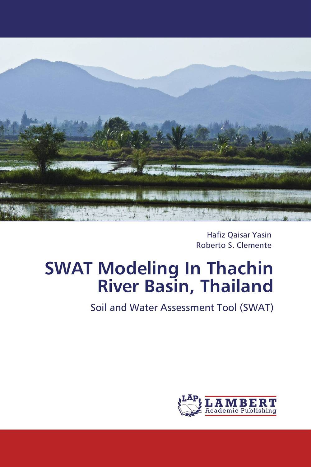 SWAT Modeling In Thachin River Basin, Thailand a decision support tool for library book inventory management