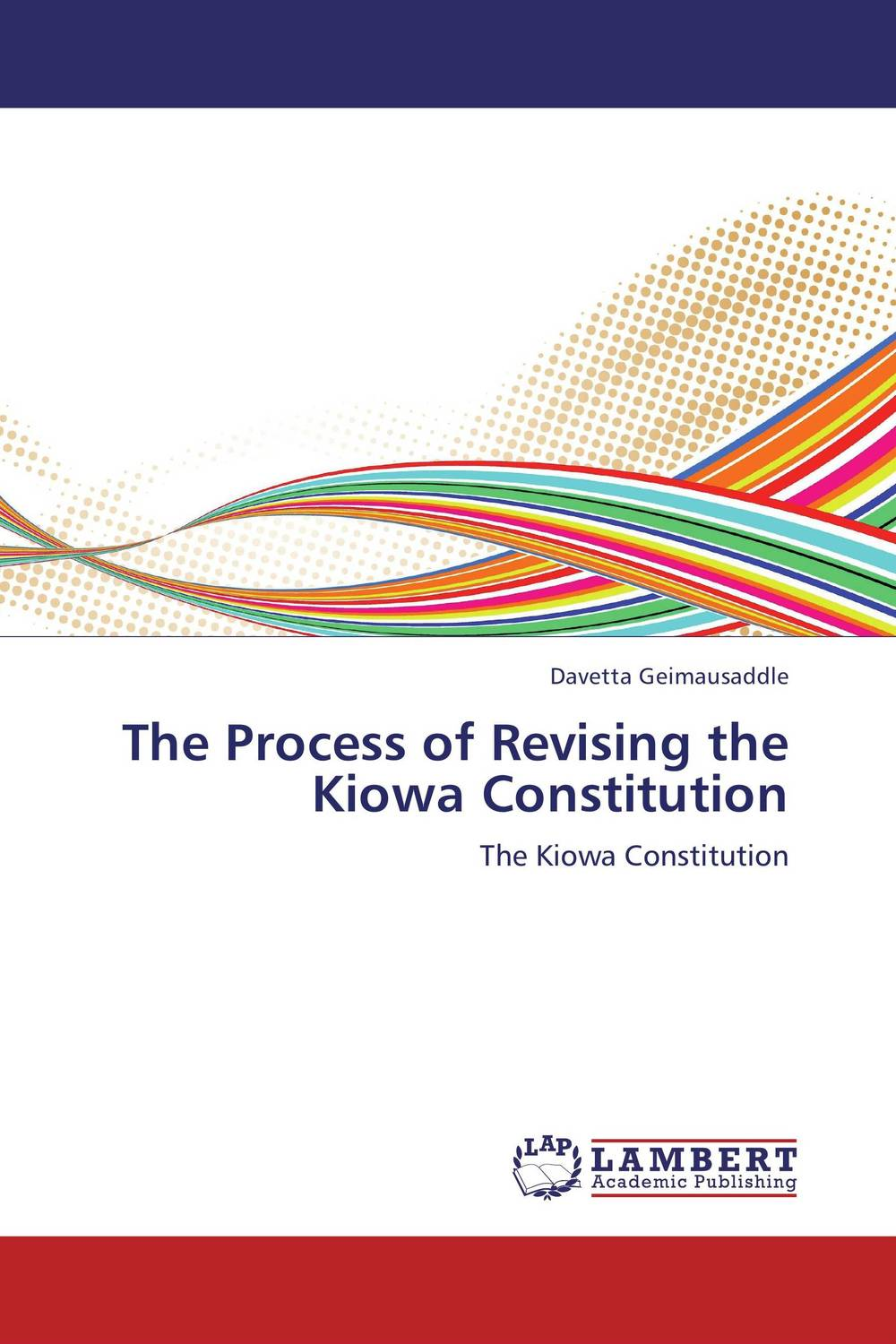 The Process of Revising the Kiowa Constitution the constitution s text in foreign affairs