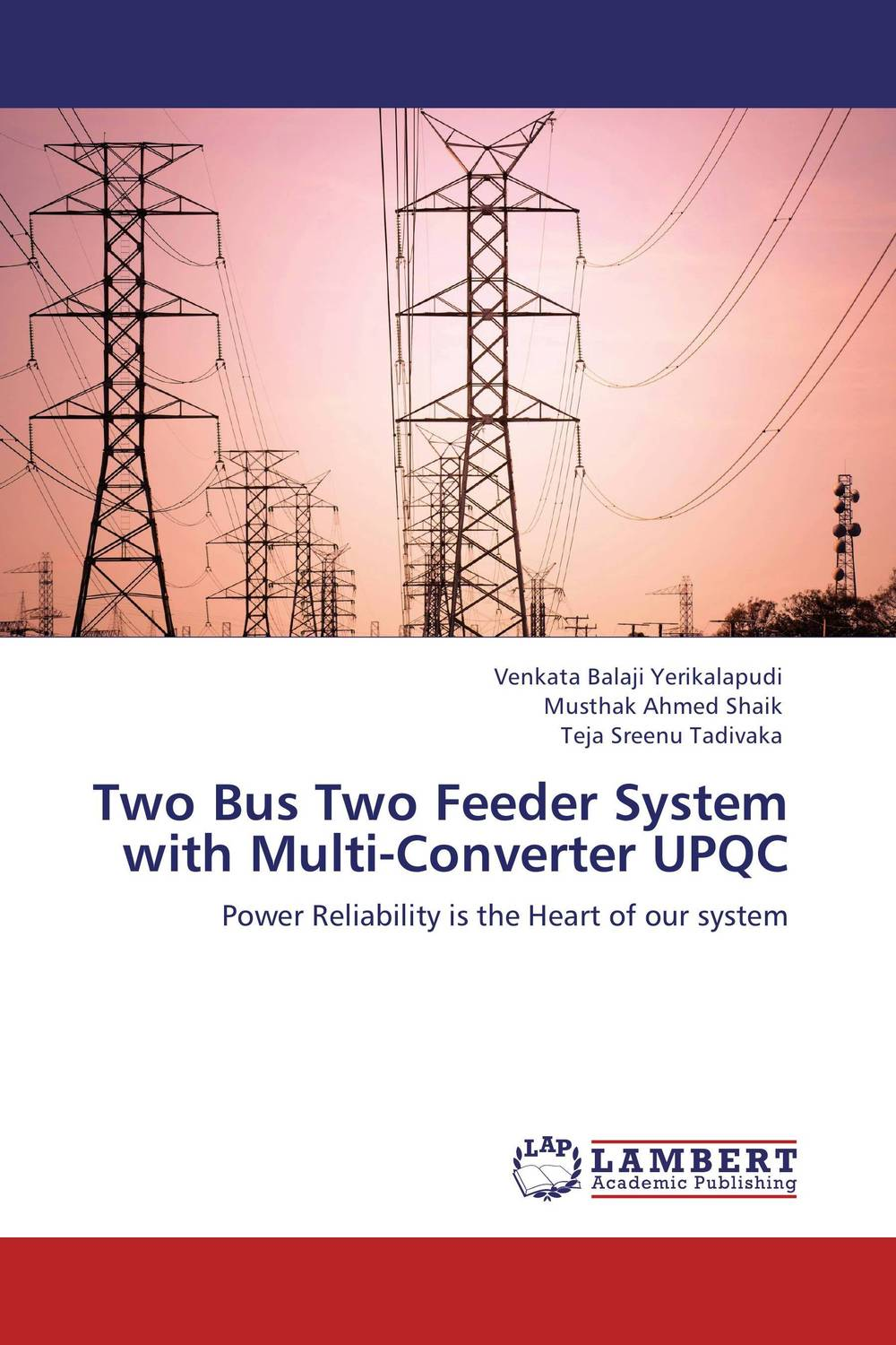 Two Bus Two Feeder System with Multi-Converter UPQC avantika fadnis harmonics in power system