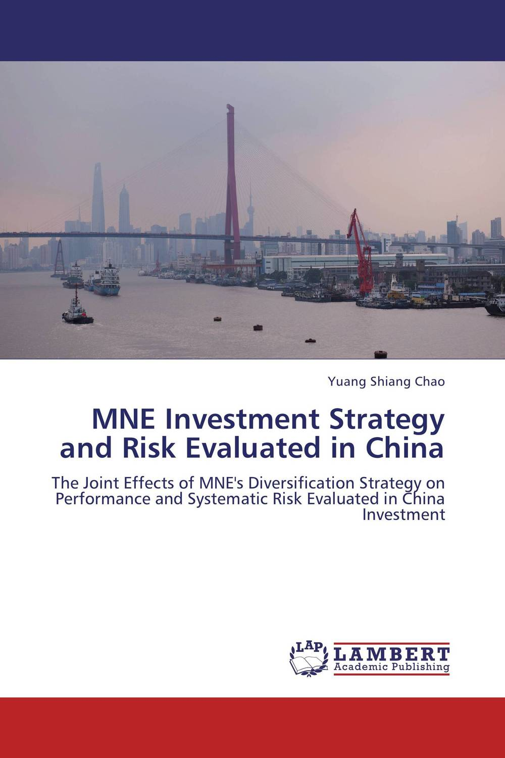 MNE Investment Strategy and Risk Evaluated in China thomas stanton managing risk and performance a guide for government decision makers