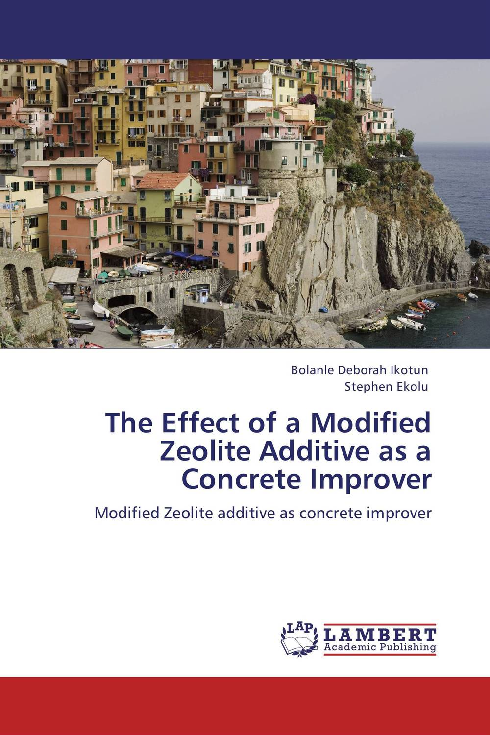 The Effect of a Modified Zeolite Additive as a Concrete Improver industrial wastes in concrete alternative to cement