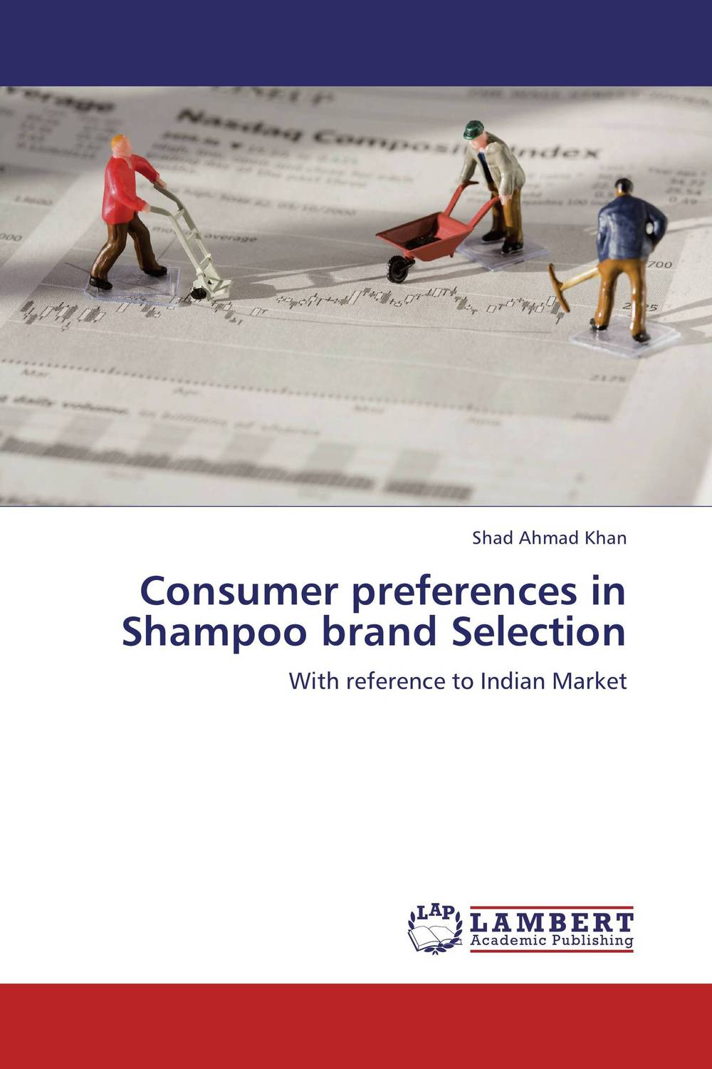где купить  Consumer preferences in Shampoo brand Selection  по лучшей цене