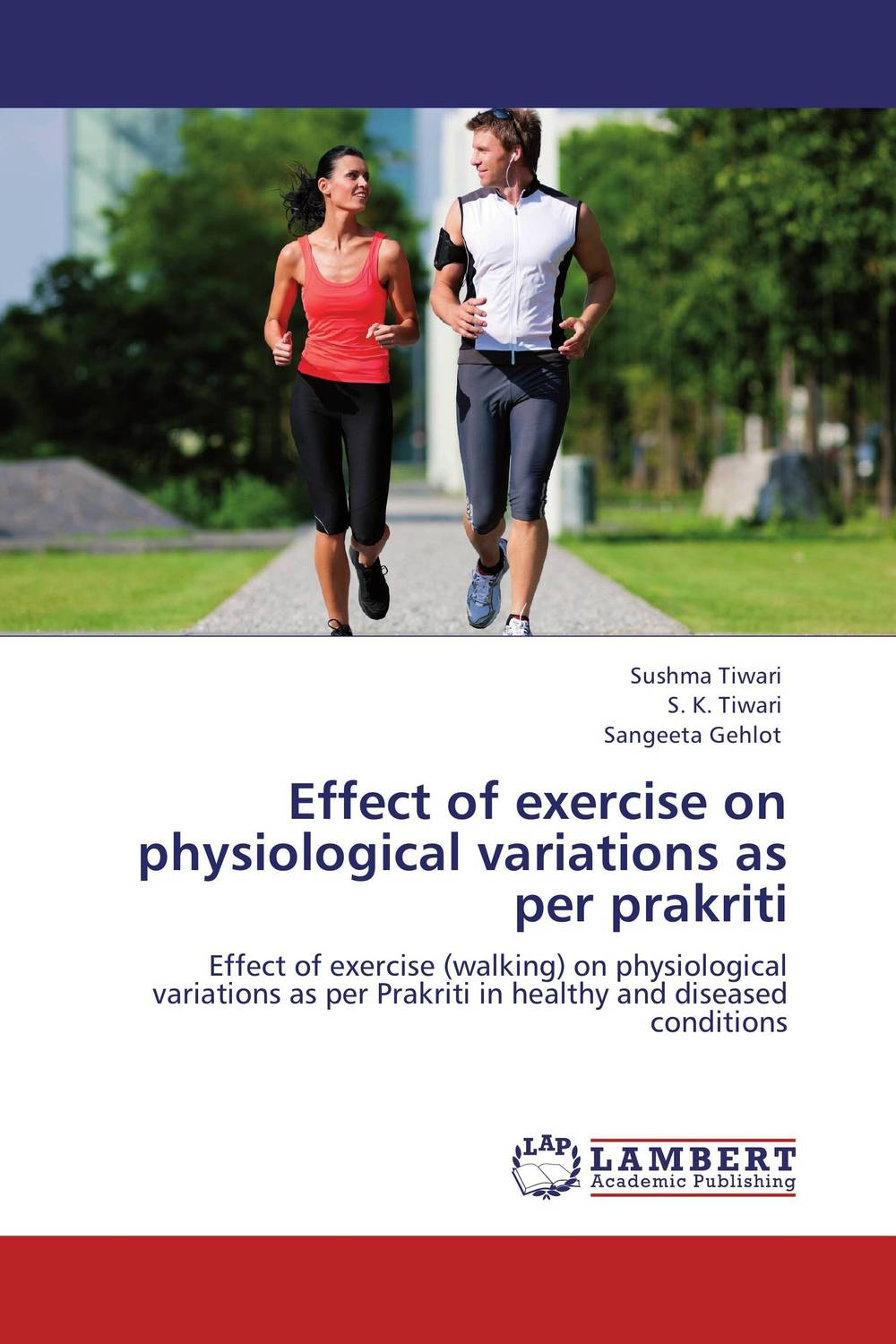 Effect of exercise on physiological variations as per prakriti