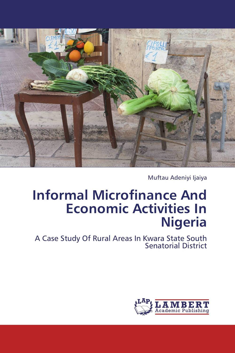 Informal Microfinance And Economic Activities In Nigeria assessment of on street parking in lokoja nigeria