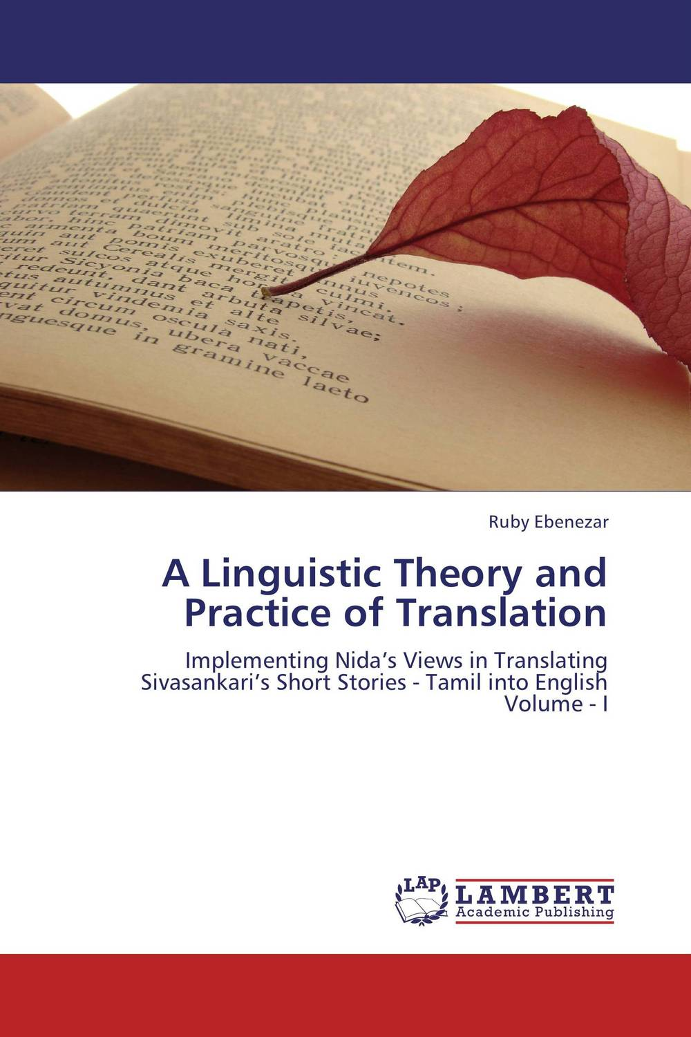 A Linguistic Theory and Practice of Translation linguistic variation in a multilingual setting