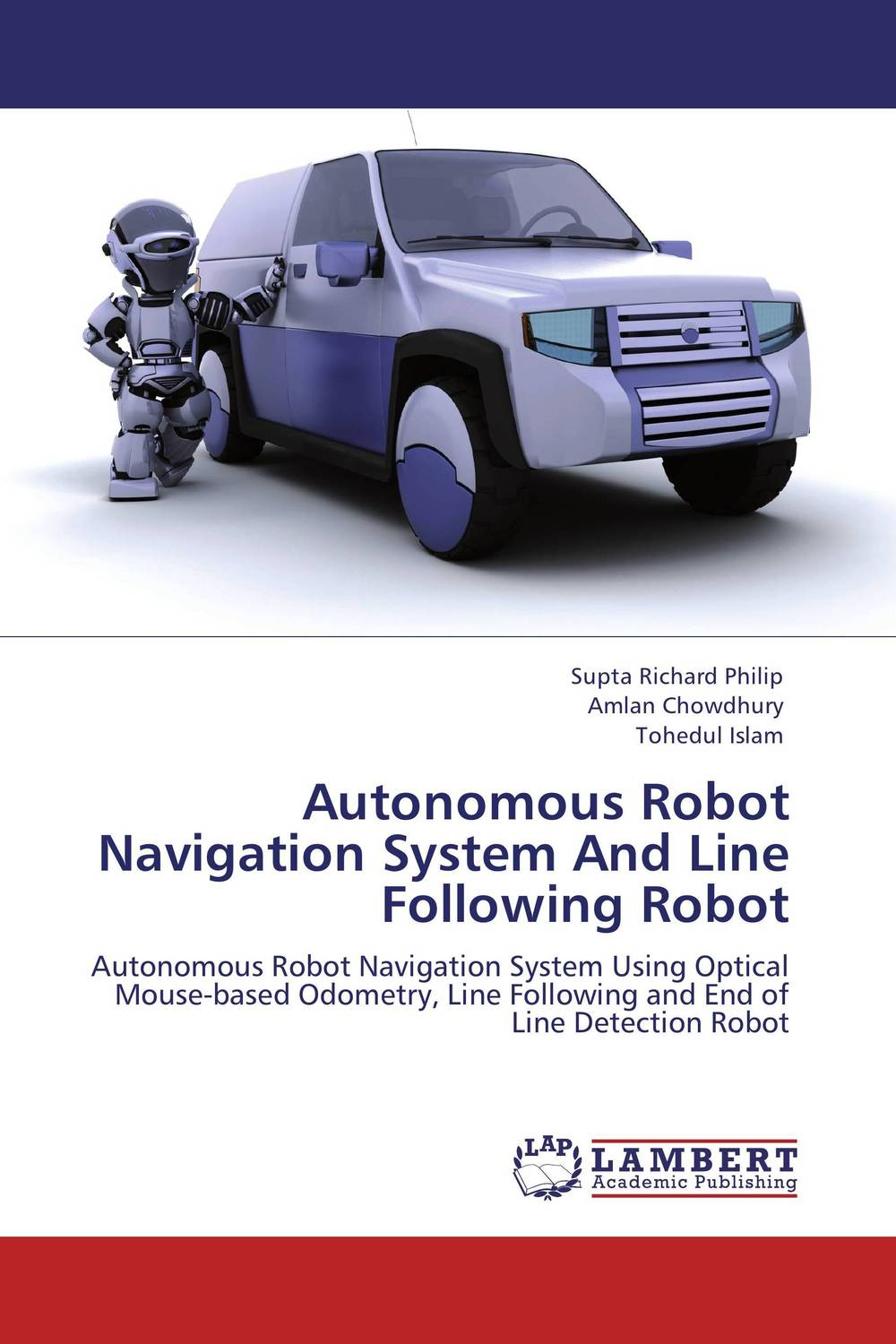 Autonomous Robot Navigation System And Line Following Robot system simulation for software quality assurance
