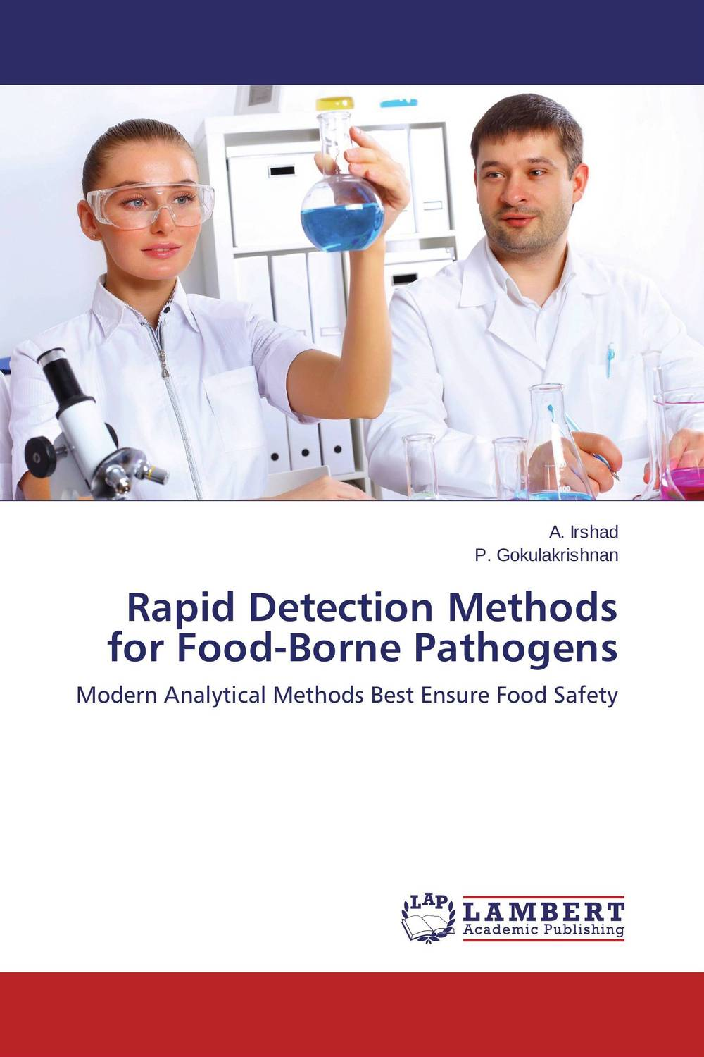 Rapid Detection Methods for Food-Borne Pathogens tapan kumar dutta and parimal roychoudhury diagnosis and characterization of bacterial pathogens in animal