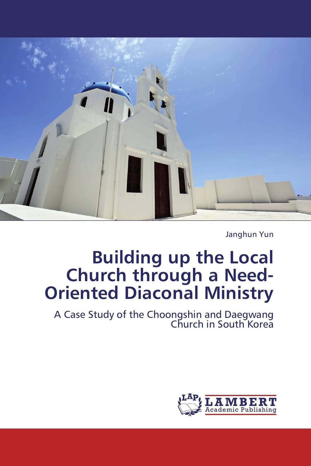 Building up the Local Church through a Need-Oriented Diaconal Ministry the ministry of utmost happiness
