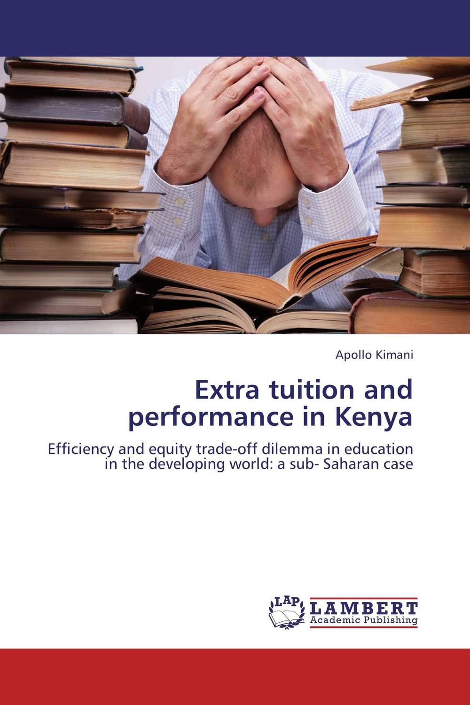 Extra tuition and performance in Kenya abhaya kumar naik socio economic impact of industrialisation