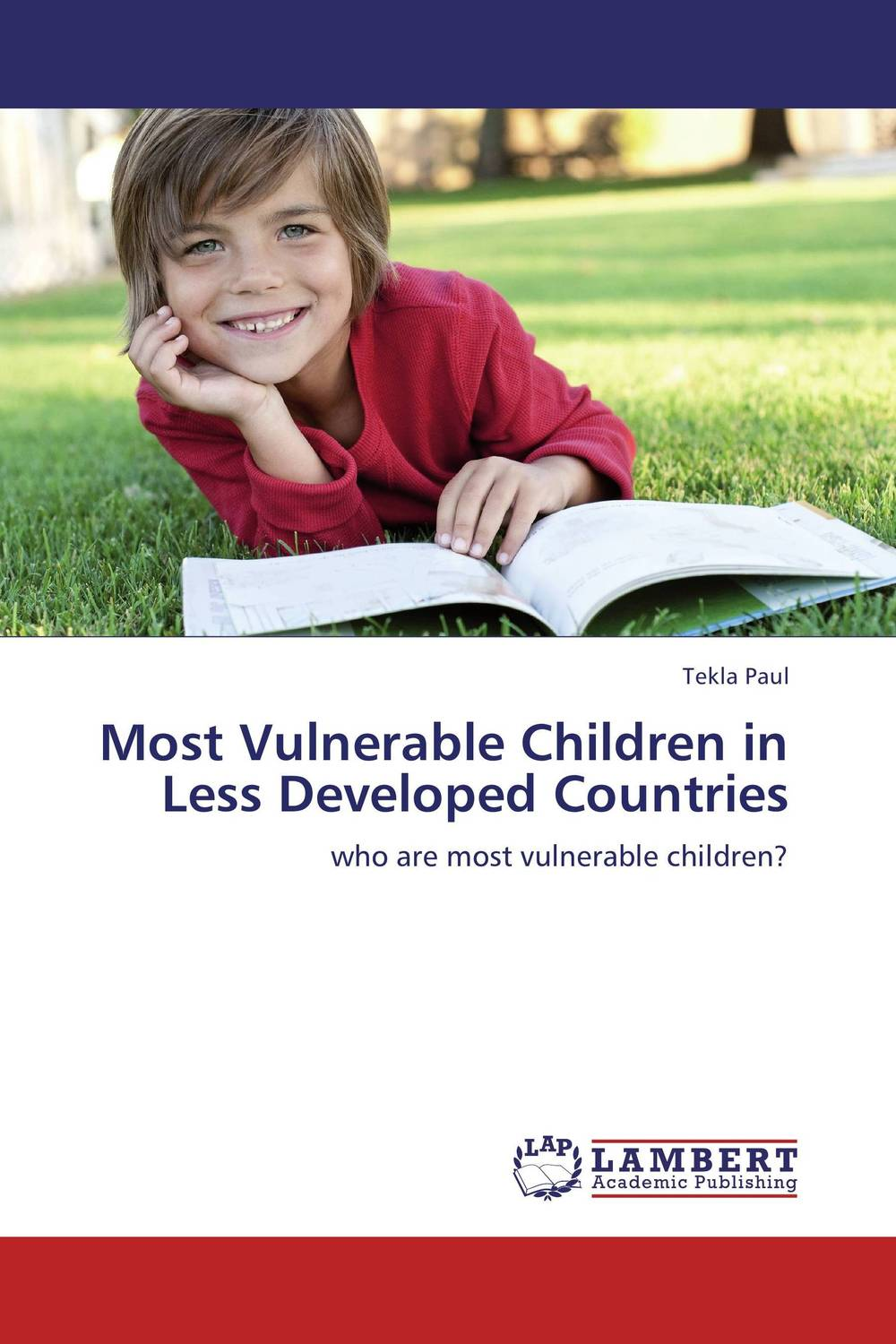 Most Vulnerable Children in Less Developed Countries education of vulnerable children