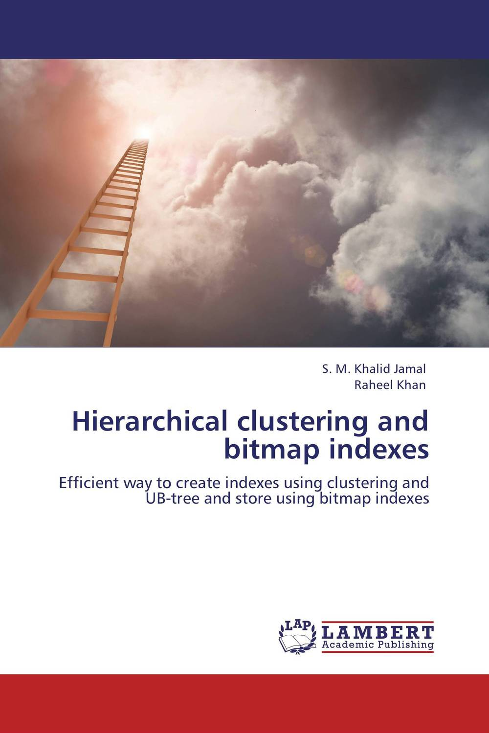 Hierarchical clustering and bitmap indexes clustering information entities based on statistical methods