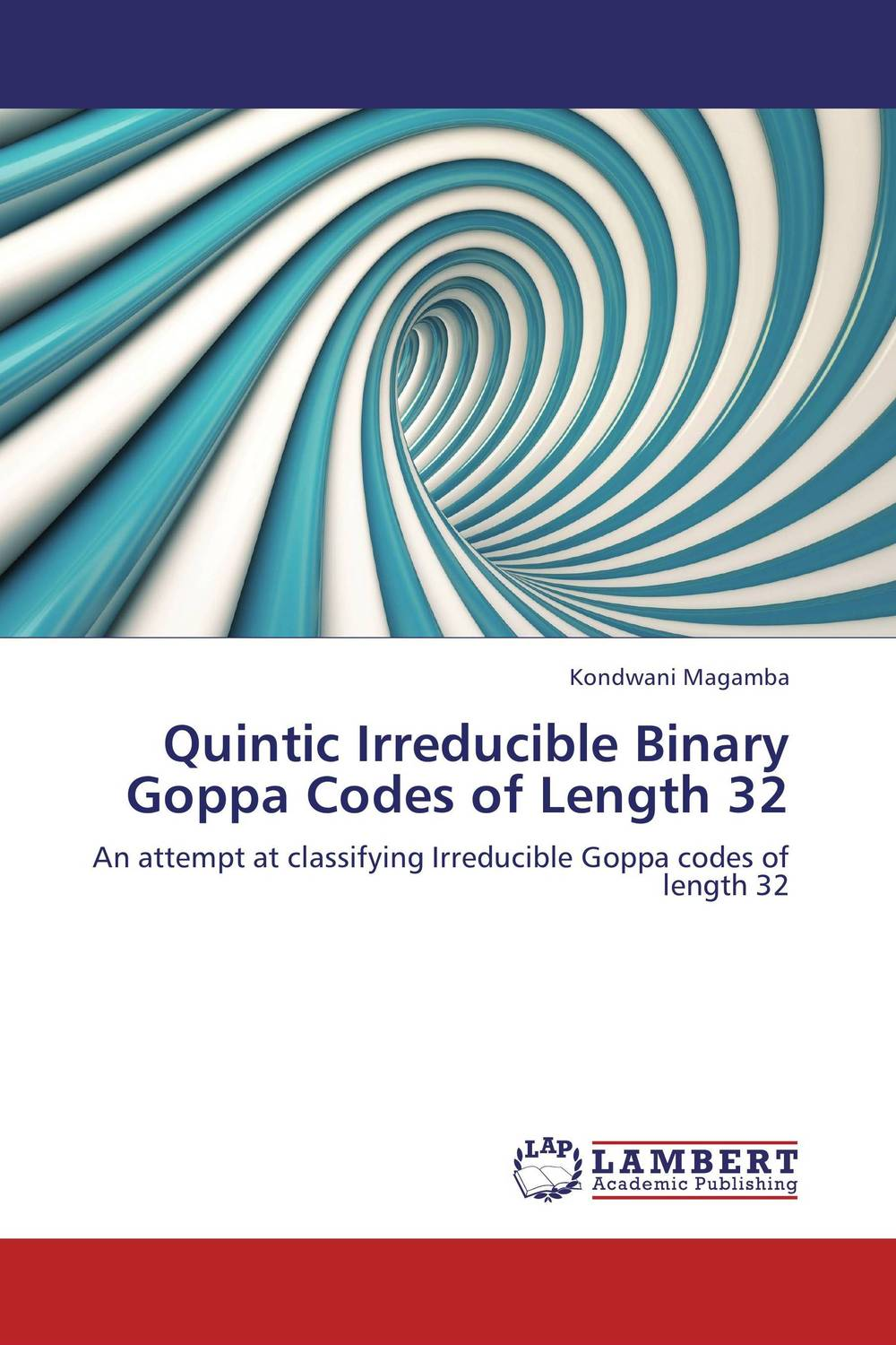 Quintic Irreducible Binary Goppa Codes of Length 32 c alexander london we give a squid a wedgie