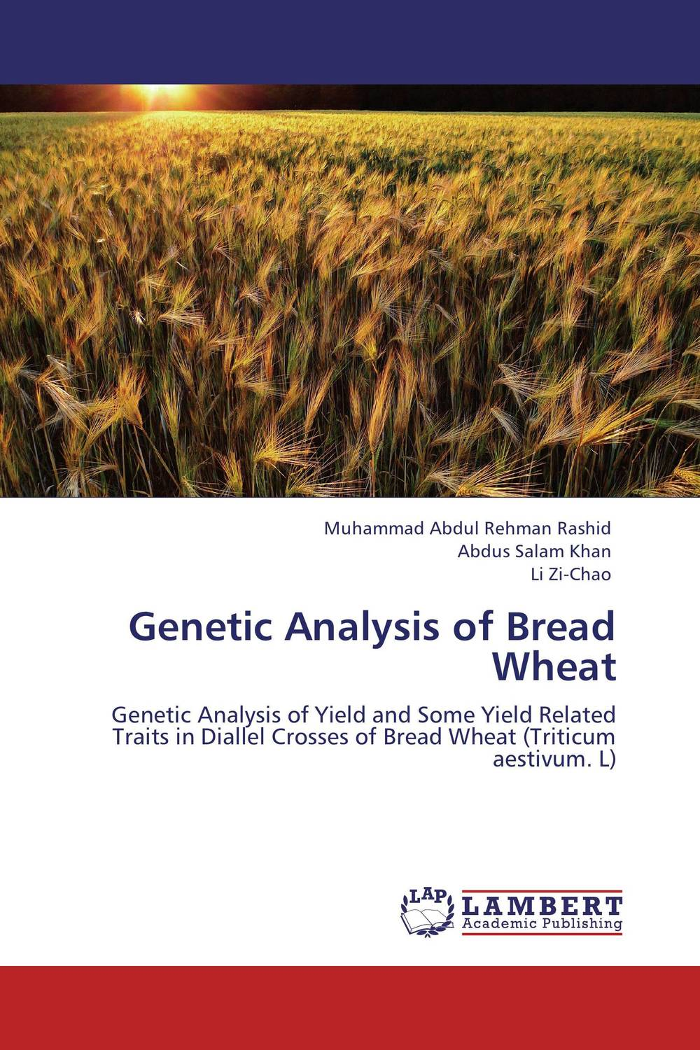 Genetic Analysis of Bread Wheat evaluation of lucern as a predator source for wheat aphids