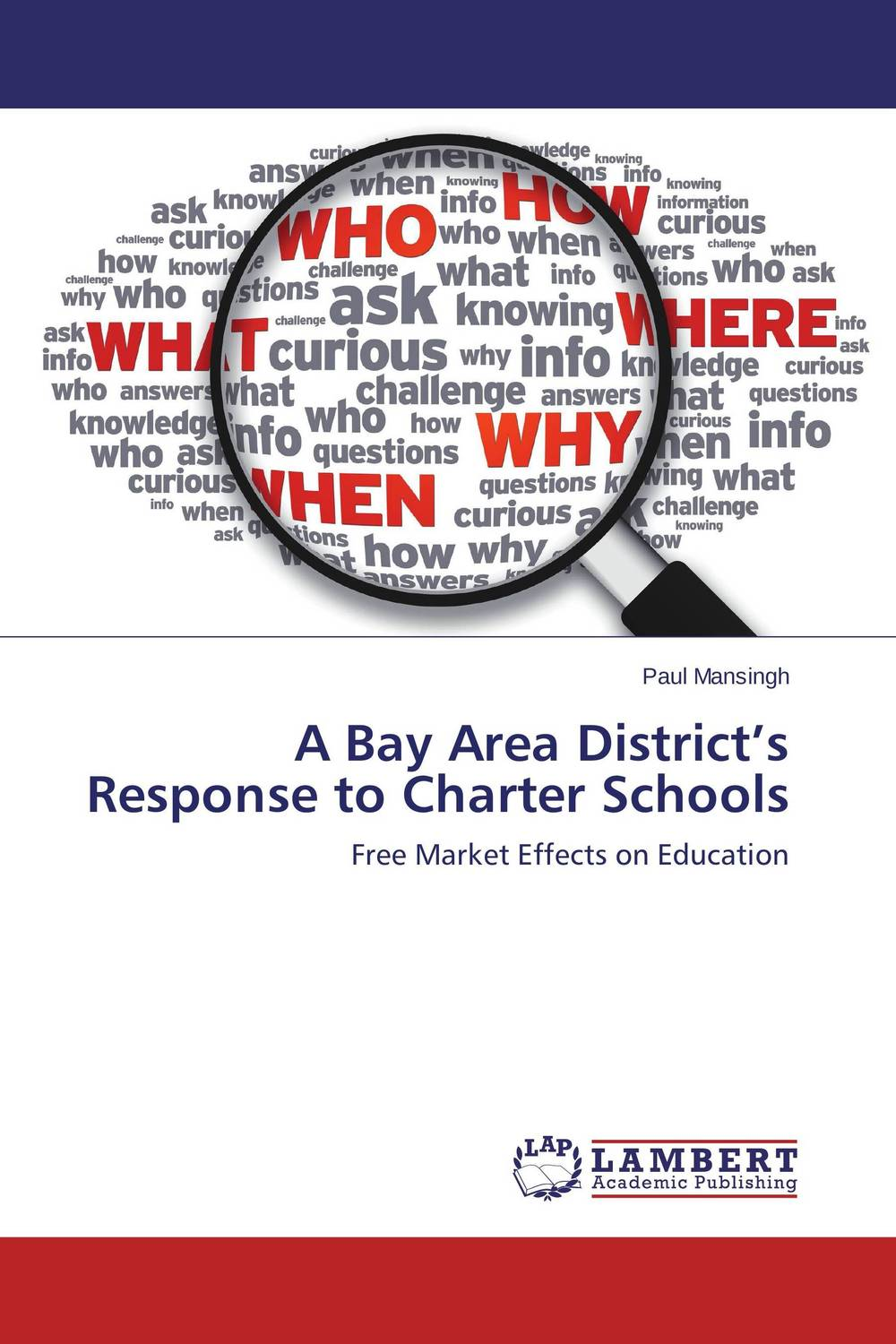 A Bay Area District's Response to Charter Schools charter schools