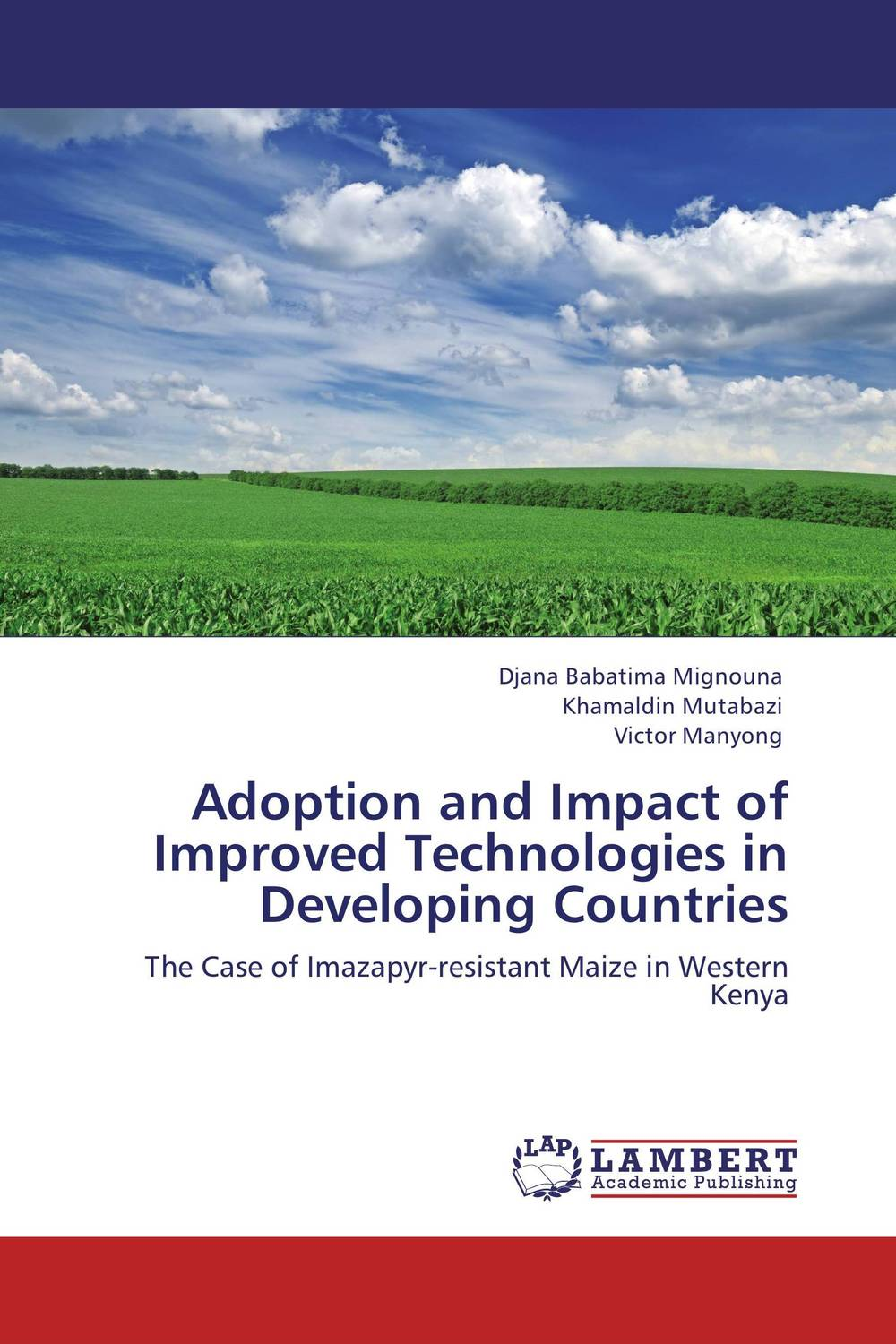 Adoption and Impact of Improved Technologies in Developing Countries critical analysis of adoption of improved fisheries technologies