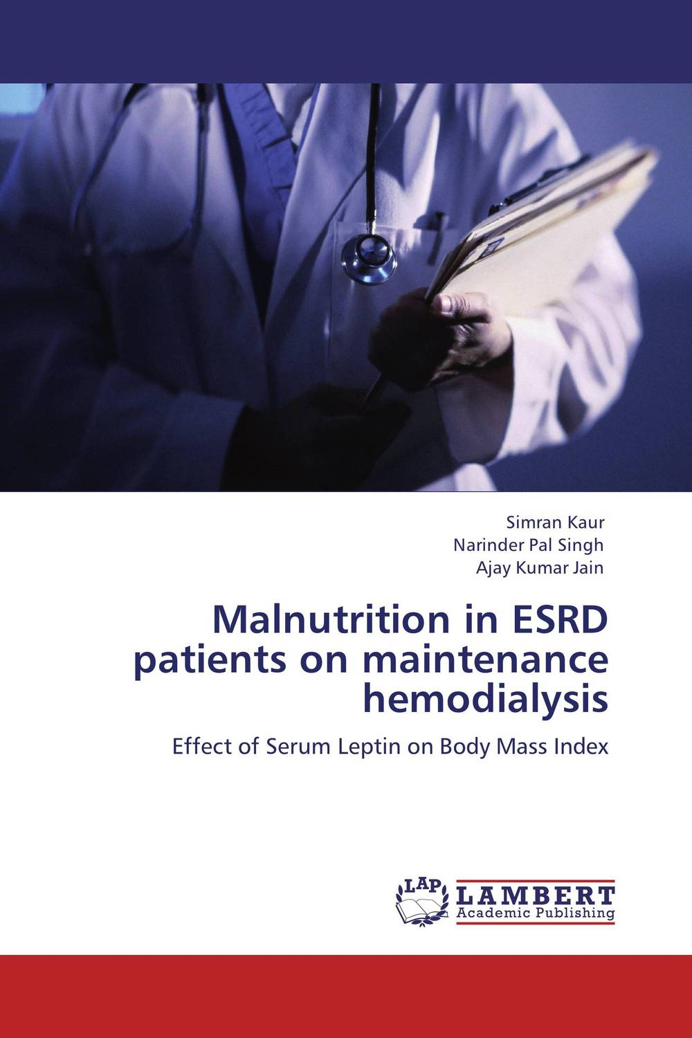 Malnutrition in ESRD patients on maintenance hemodialysis tribal malnutrition in india