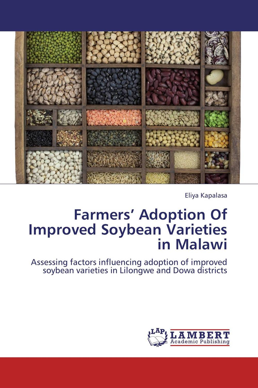 Farmers' Adoption Of Improved Soybean Varieties in Malawi adoption of improved varieties of maize
