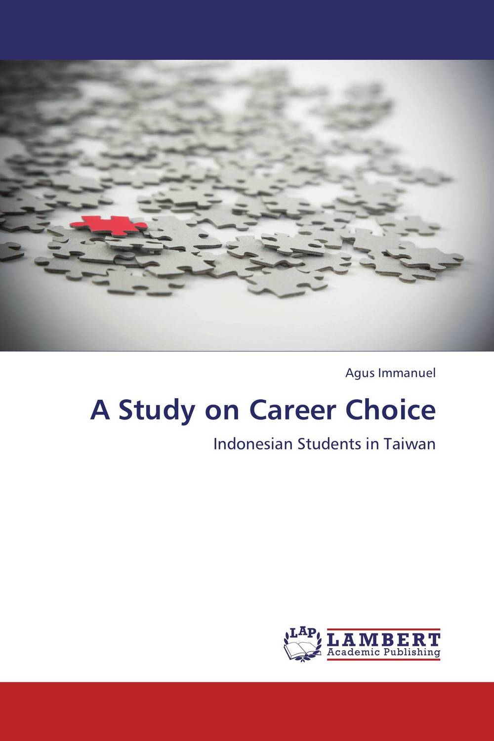 A Study on Career Choice agus immanuel a study on career choice