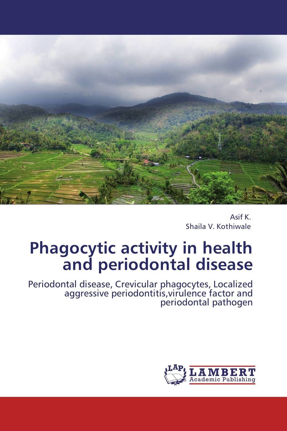 Phagocytic activity  in health and periodontal disease microbial biofilm and its relation to periodontal disease