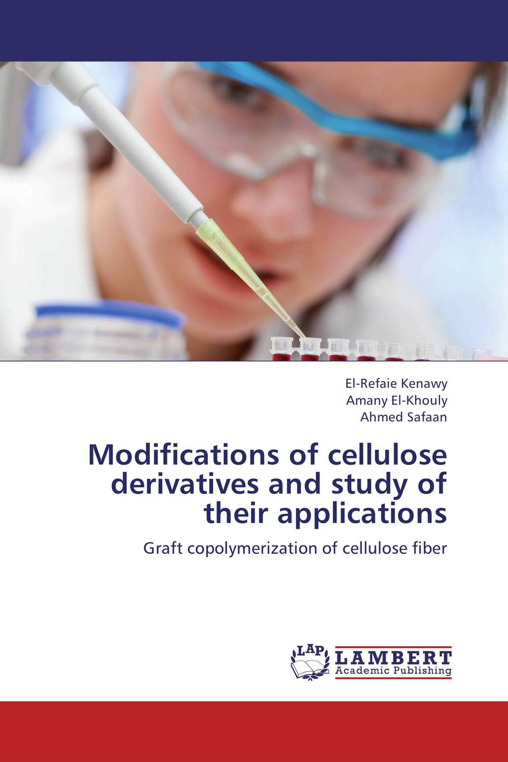 Modifications of cellulose derivatives and study of their applications cellulose