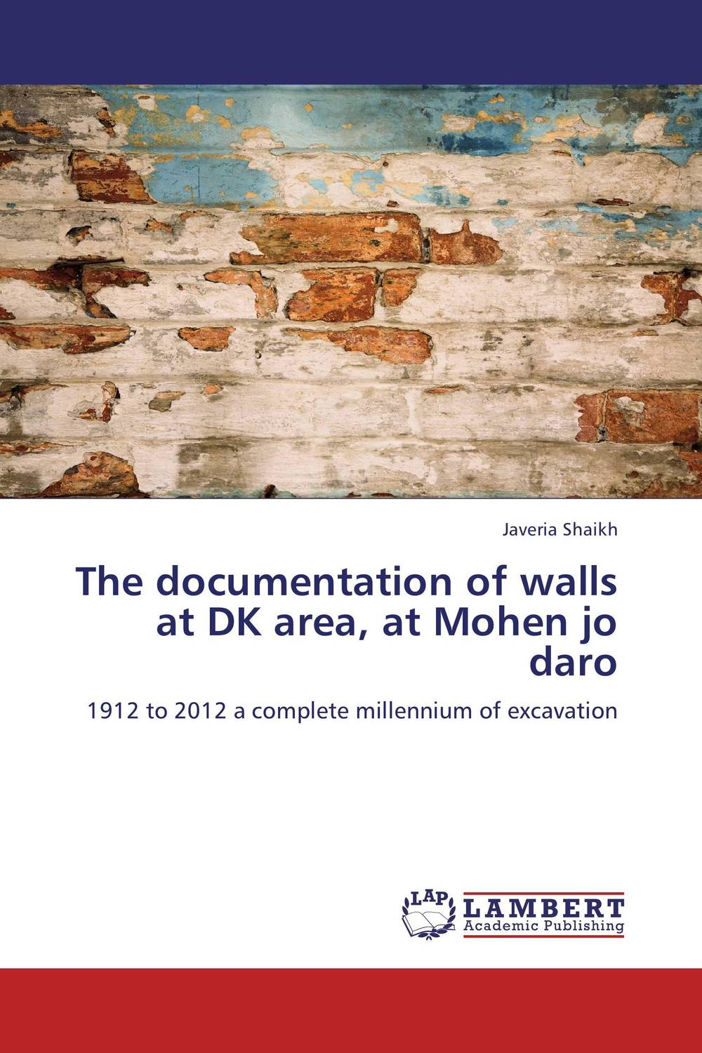The documentation of walls at DK area, at Mohen jo daro майка классическая printio the wolf of wall street