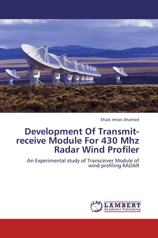 Development Of Transmit-receive Module For 430 Mhz Radar Wind Profiler the darlington module of the sk50da120d 50a1200v