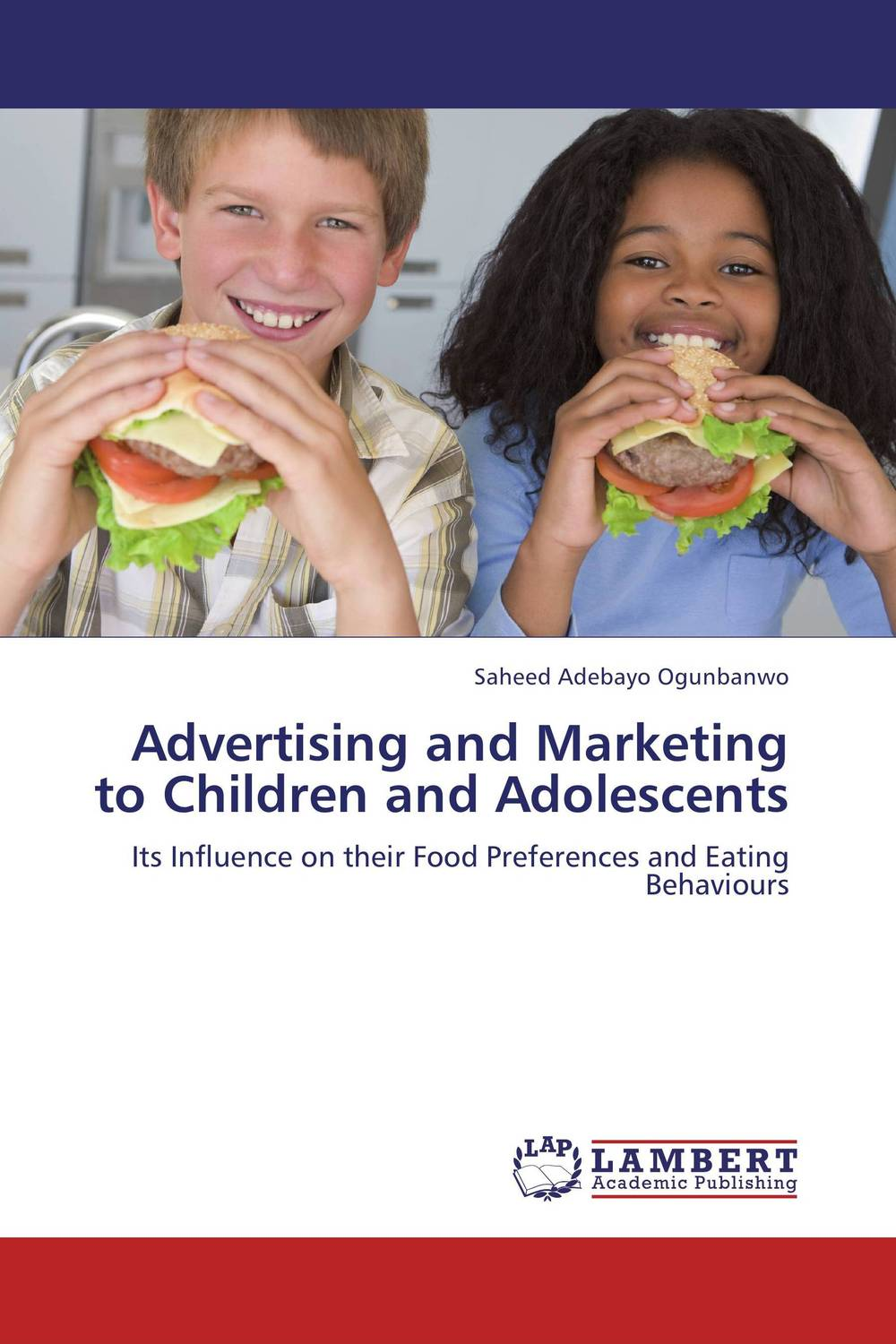 Advertising and Marketing to Children and Adolescents oksana zhuk advertising consumption and welfare effects of advertising