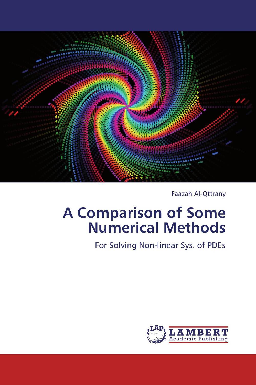 A Comparison of Some Numerical Methods belousov a security features of banknotes and other documents methods of authentication manual денежные билеты бланки ценных бумаг и документов