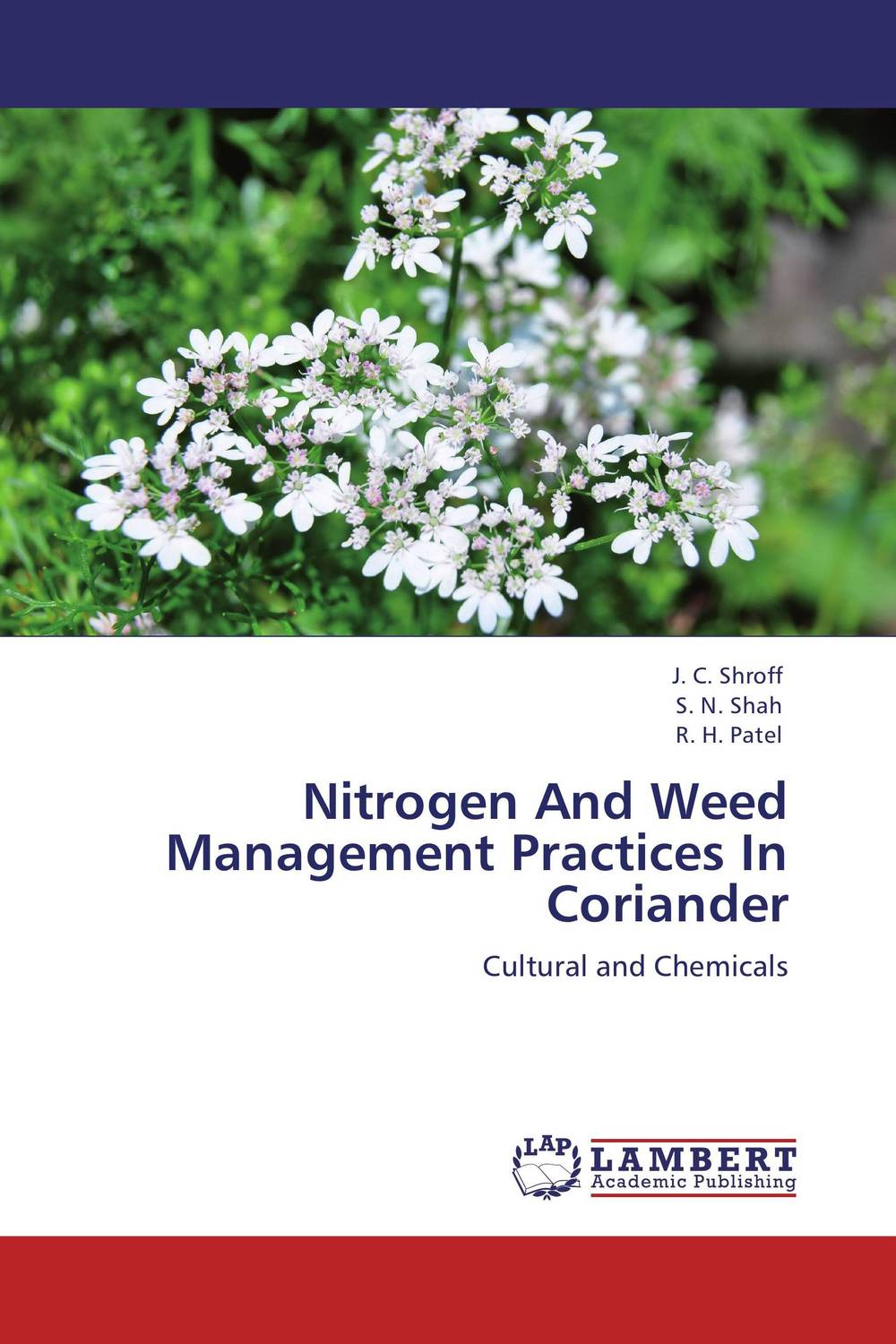 Nitrogen And Weed Management Practices In Coriander pastoralism and agriculture pennar basin india