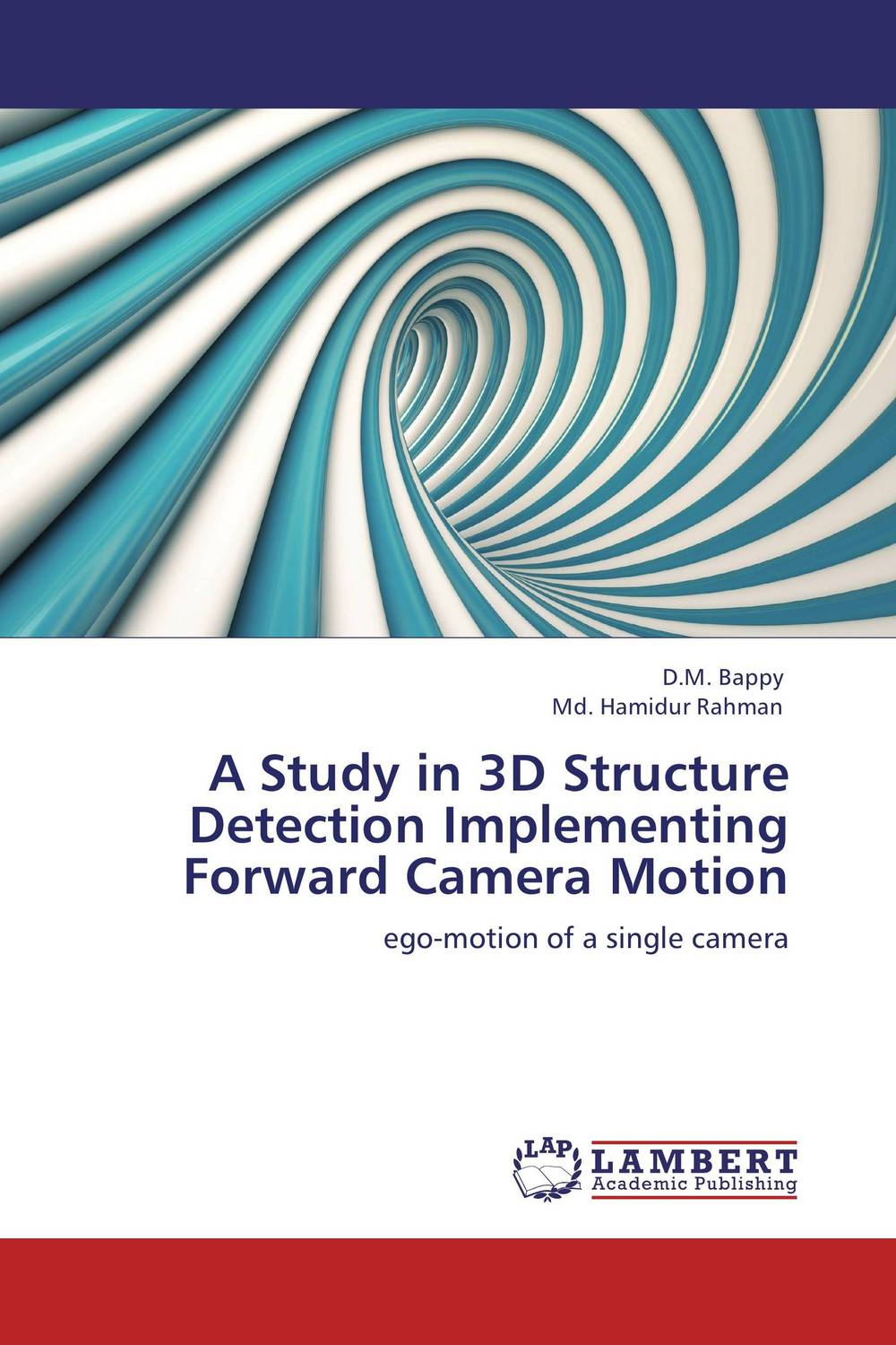 A Study in 3D Structure Detection Implementing Forward Camera Motion edge finder in order to accurately determine the location of the center of a detection tool workpiece touch point sensor for cnc