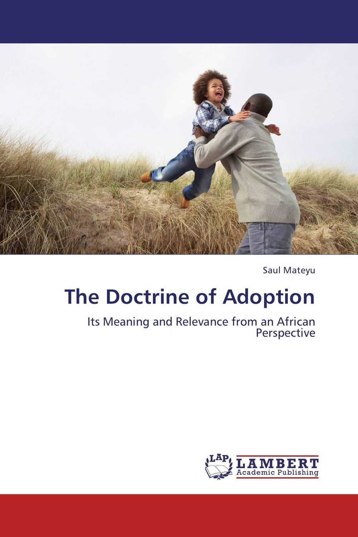 The Doctrine of Adoption