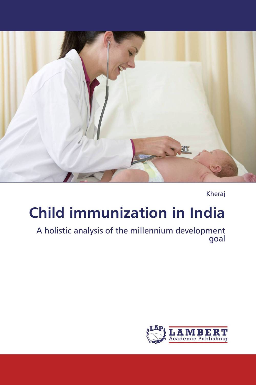 Child immunization in India купить