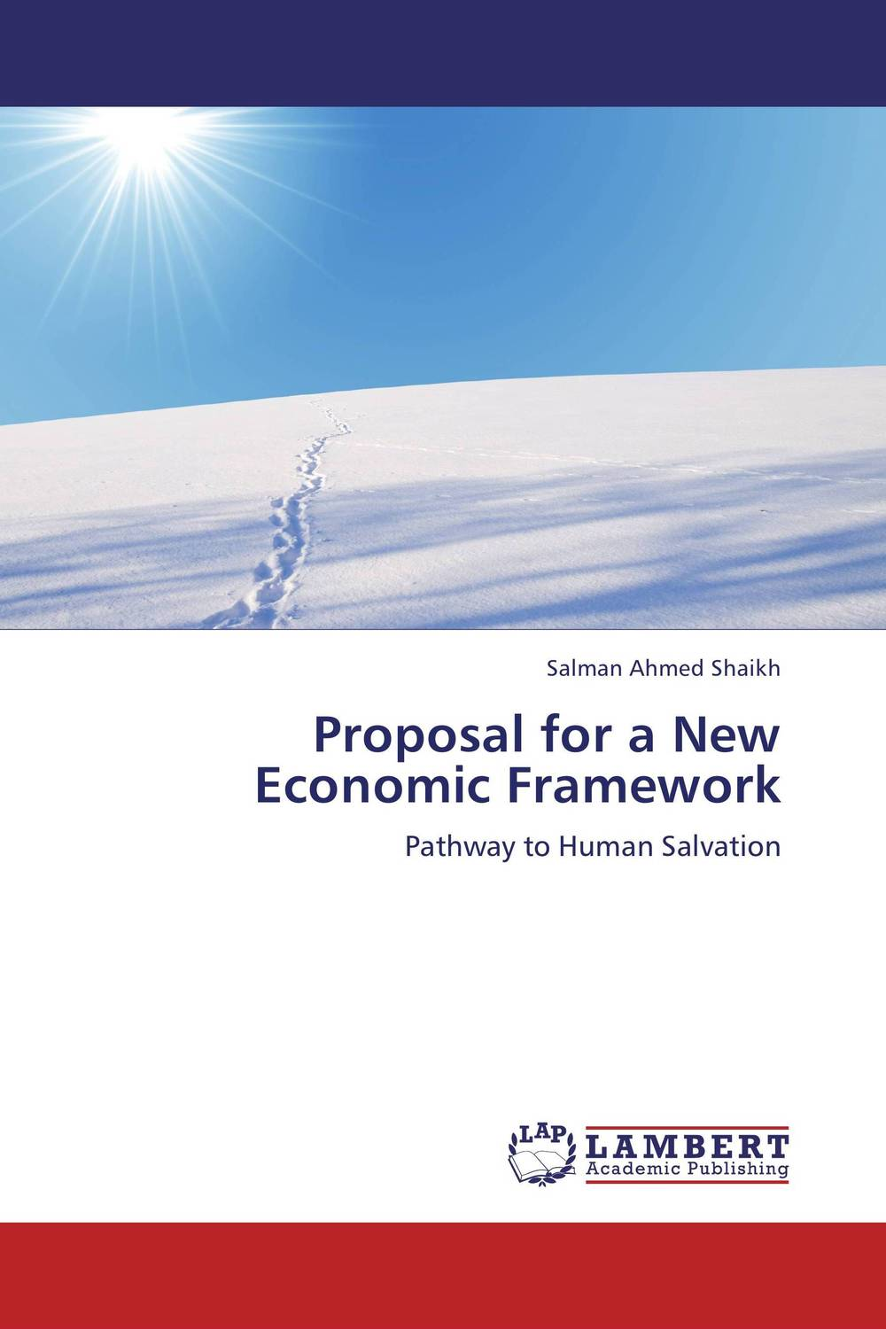 Proposal for a New Economic Framework l112 proposal in paris