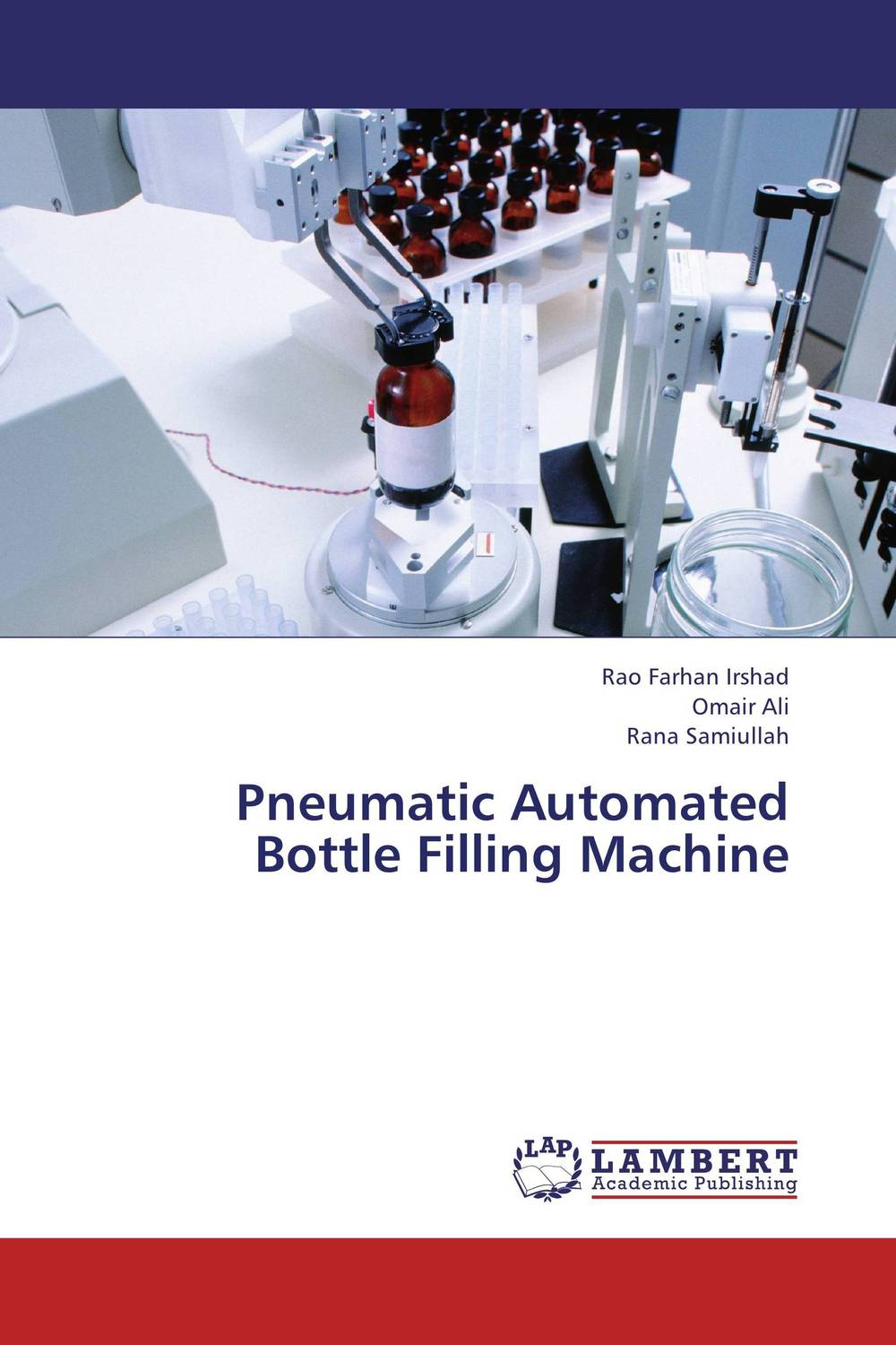 Pneumatic Automated Bottle Filling Machine