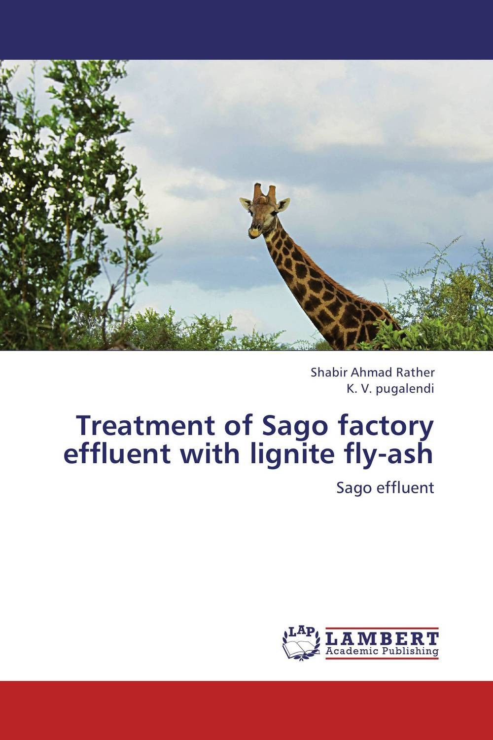 Treatment of Sago factory effluent with lignite fly-ash