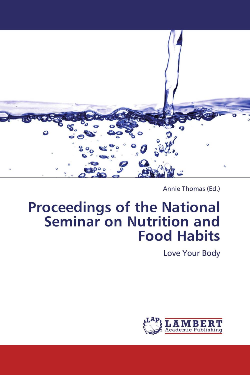 Proceedings of the National Seminar on Nutrition and Food Habits