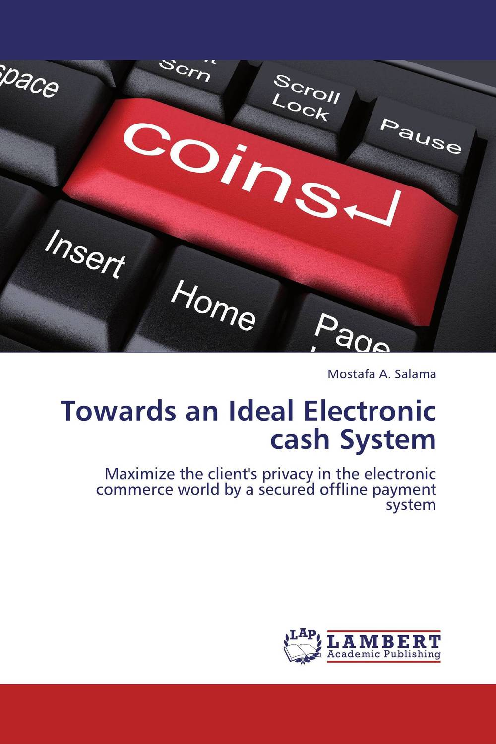 Towards an Ideal Electronic cash System food e commerce