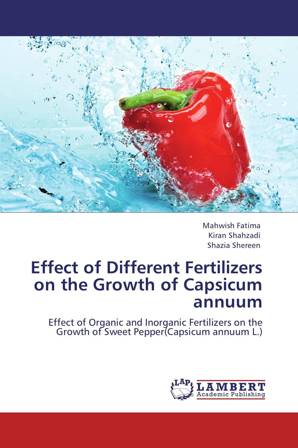 Effect of Different Fertilizers on the Growth of Capsicum annuum fifth avenue shoe repair длинное платье
