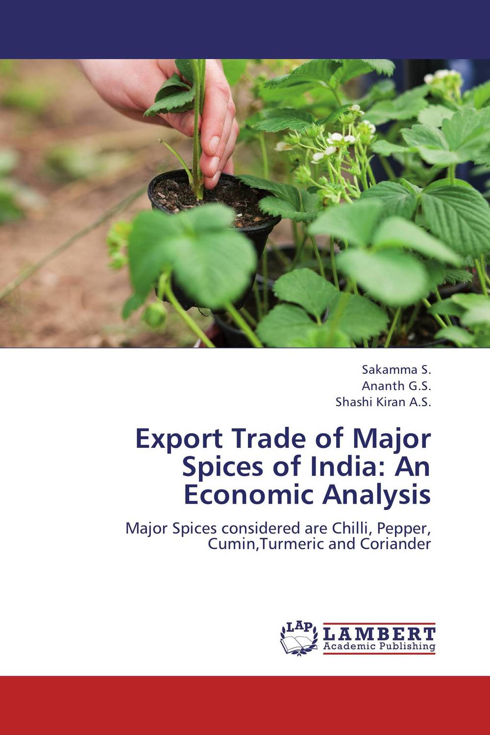Export Trade of Major Spices of India: An Economic Analysis